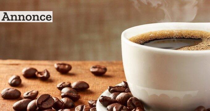 Gode grunde til at drikke kaffe