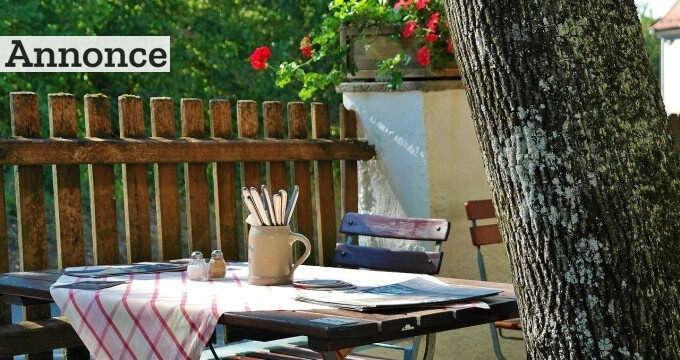 Et typehus sommerhus giver plads til hele familien